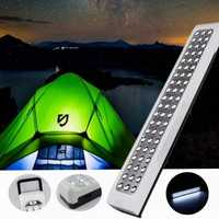 DP 3200mAh Portable Hangable 60 LED Emergency Light Dimmable Rechargeable Camping Light AC90-240V