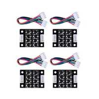 BIQU 4PCS New TL-Smoother V1.0 Addon Module For 3D Printer Motor Drivers