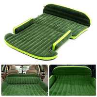 Inflatable Mattress Car Back Seat Air Bed Extend Cushion Dedicated for SUV