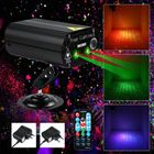 Recommandé 100W RGB Party Lights DJ Disco Strobe Lamp LED Laser Projector Sound Control