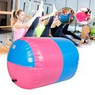 Meilleurs prix 100x85CM Inflatable PVC Roller Fitness Gymnastics Indoor Gym Yoga Column Therapy Physio Exercise Tools