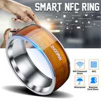 NFC Multifunctional Intelligent Rings