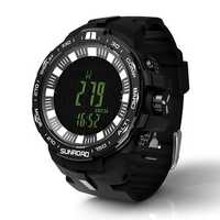 SUNROAD FR861 Fishing Compass Waterproof Men Digital Watch