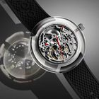 Meilleurs prix Original CIGA Design T Series Fully Transparent Watch Case SEAGULLS Movement Mechanical Watch from Xiaomi Eco-System