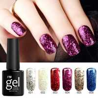 Shimmer Diamond Nail Gel