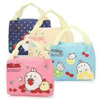 IPRee™ Cute Insulated Cooler Bag Thermal Picnic Portable Lunch Food Storage Pouch Tote