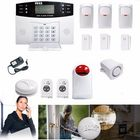 Discount pas cher Wireless LCD GSM SMS Home Security Home Fire Alarm System Auto Dialer Sensor