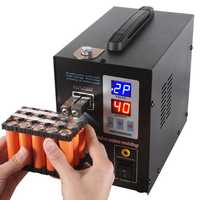 SUNKKO 737G 110V Battery Spot Welding Hand Held Welding Machine with Pulse & Current Display