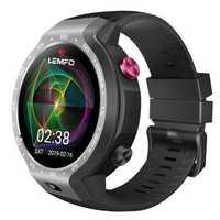 LEMFO LEM9 MTK6739+NRF52840 4G Google Play Built-in GPS Music 5MP Camera 454*454 Watch Phone
