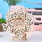 Acheter 3D Wooden Music Box DIY Mechanical Model Eight Sound Box Assembling Puzzle Toy