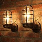 Meilleurs prix Vintage Industrial Unique Wall Light Iron Cafe Shop Restaurant Bar Wall Lamp