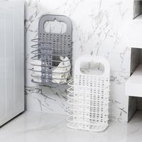 Home Bathroom Toilet Laundry Basket Foldable Laundry Basket Toy Storage Baskets