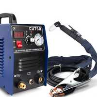 CUT50 220V 50A Plasma Cutter Plasma Cutting Machine with PT31 Cutting Torch Welding Accessories