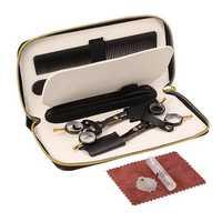 Teeth Flat Hair Scissors Combination Suit Salon Hair Cutting Tool