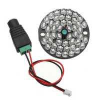 48 LED 850nm Illuminator IR Infrared Board Night Vision Light Lamp for 50 CCTV Security Camera