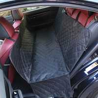 Waterproof Non Slip Pet Cat Dog Car Rear Back Seat Cover Hammock Protect Mat