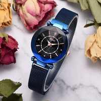 LVPAI P833 Star Dial Shining Unique Design Women Wrist Watch