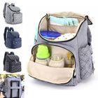Prix de gros IPRee™ Travel Backpack Mummy Maternity Baby Diaper Bag Nappy Organizer Nursing Pouch