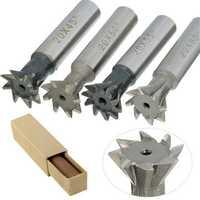 20mm 45/50/55/60 Degree Dovetail Cutter End Mill Cutter Milling Cutter