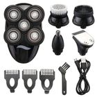 Promotion 5 In1 4D Rechargeable Shaver Razor Cordless Hair Clipper