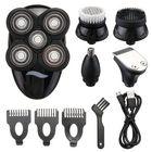 Les plus populaires 5 In1 4D Rechargeable Shaver Razor Cordless Hair Clipper