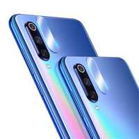 Bakeey 2PCS Anti-scratch Ultra Thin HD Clear Phone Lens Screen Protector Camera Protective Film for Xiaomi Mi9 / Mi 9 SE / Mi 9 Transparent Edition