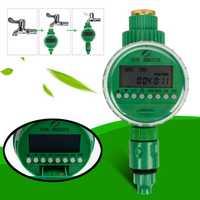 Automatic Garden Outdoor Irrigation Controller Water Sprinkler System Timer