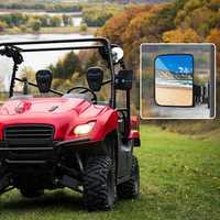 AUDEW Golf Cart Side View Car Mirror