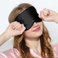 Women Men Comfort Travel Sleep Eye Mask