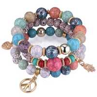 Multi-Layer Beaded Bracelet