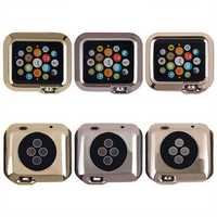 38MM Ultra Thin Plated Plating TPU Protective Hard Case Cover For Apple Watch
