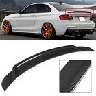Discount pas cher Car Carbon Fiber Rear Trunk Lid Spoiler Wing for BMW 2014-2018 F22 M235i 220i 228i M2