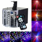 Acheter au meilleur prix Sound Actived 30W DMX512 RGBW Led Stage Strobe Light DJ KTV Projector Disco