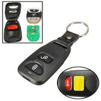 2 Buttons+Panic Keyless Entry Remote Key Fob for Hyundai Santa Fe Tucson 315MHz