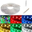 Meilleurs prix 20M 5050 LED SMD Outdoor Waterproof Flexible Tape Rope Strip Light Xmas 220V