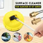 Recommandé Rotary Surface Pressure Washer Deck Wall Patio Cleaner Surface Cleaning Machine Floor Brushing For Karcher K1-K7