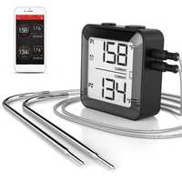 bluetooth BBQ Thermometer Wireless Meat Thermometer