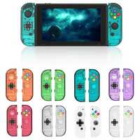 Handles Shell Case Protective Replacement Accessories For Nintendo Switch Joy-con Controller