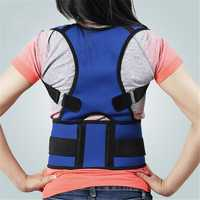 Posture Corrector Back Brace Support Belt Vest