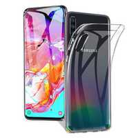 Bakeey 1.5mm Ultra-thin Shockproof Transparent TPU Protective Case for Samsung Galaxy A70 2019