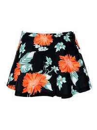 Plus Size Bathing Skirt Ladies Swim Trunks