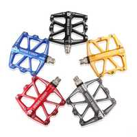 Cycling Pedal Mountain Bike Pedal Bicycle Pedals Aluminum Material Bike Accessories