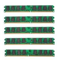 5PCS 2GB DDR2-800MHz PC2-6400 240PIN DIMM AMD Motherboard Computer Memory RAM