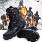Recommandé Army Men Commando Combat Desert Outdoor Hiking Boots Landing Tactical Military Shoes Sneakers
