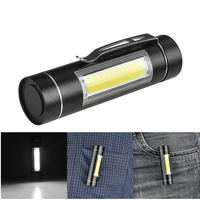 XANES 1516 T6 1000Lumens Special Side Light Portable Brightness EDC Tactical LED Flashlight