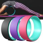 Meilleurs prix 33x13cm TPE Muslce Relaxion Yoga Ring Abdominal Wheel Roller Backward Bend Fitness Yoga Circle