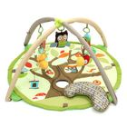 Meilleurs prix Newborn Infant Baby Kids Children Toys Treetop Activity Gym Playmat Play Mat