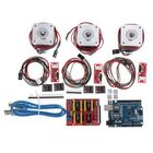 Offres Flash CNC Kit With UNO + Shield + Stepper Motor DRV8825 Endstop A4988 GRBL