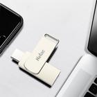 Offres Flash Netac Type-C USB-C USB 3.0 64GB 98M/s High Speed OTG Flash Drive Pen Drive For Smart Phone Tablet Laptop MacBook Speaker TV