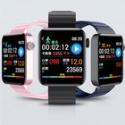 Promotion Bakeey M5 1.54 Inch Full Touch Color Screen Wristband Multi UI Display Blood Pressure Monitor Smart Watch